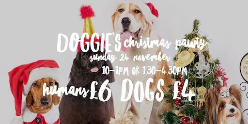 Doggie's Christmas Pawty