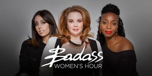 Women in PR x Badass Women's Hour