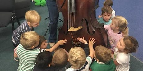 Interactive Orchestral Nursery Rhyme Performance by Camerata at West Village tickets