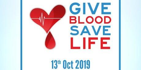 Blood Donation Drive @ Setapak tickets
