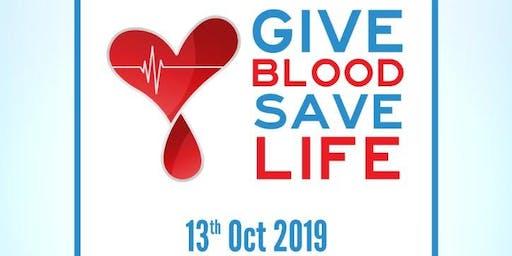 Blood Donation Drive @ Setapak
