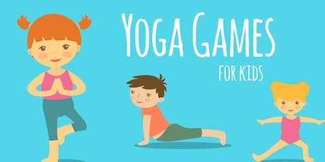Yoga Games and Activities- Early Childhood Professional Development tickets