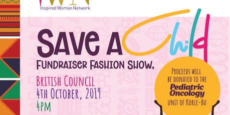 Save A Child Fundraiser Fashion Show  tickets