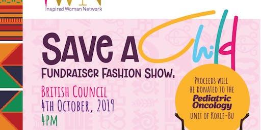Save A Child Fundraiser Fashion Show