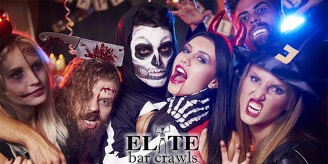 Official Halloween Bar Crawl | Charlotte, NC tickets