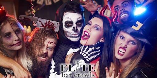 Official Halloween Bar Crawl | Charlotte, NC