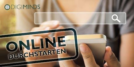 Der Weg zum Erfolg im Internet – Chancen für Unternehmen und Dienstleister.   Tickets
