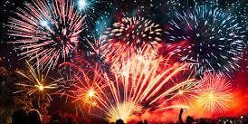 Atherton Cricket Club - Halloween Fireworks Spectacular