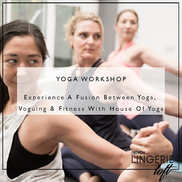 Morning 'Voga' Class with HOUSE OF VOGA image