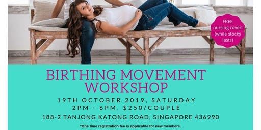 BIRTHING MOVEMENT WORKSHOP
