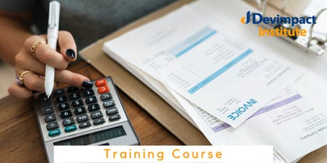 Training on Project Financial Management for Non-Financial Professionals tickets