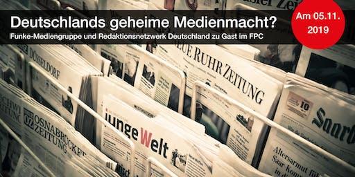 Deutschlands geheime Medienmacht?