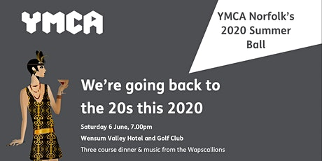 Annual Summer Ball 2020 tickets