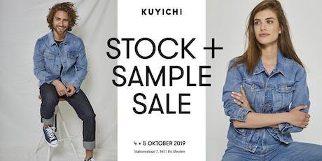 Kuyichi | Stock + Sample Sale tickets