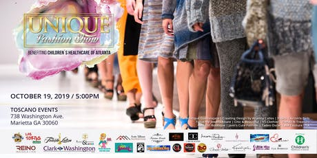 UNIQUE Fashion Show 2019 by Talento Latino  tickets