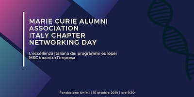 Marie Curie Alumni Association | Italy Capter| Networking Day