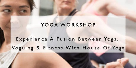 Morning 'Voga' Class by HOUSE OF VOGA tickets