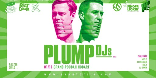 The Beat Down Presents The Plump DJs