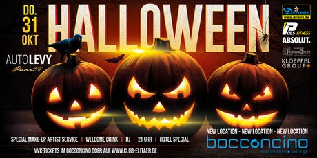 Halloween Party Düsseldorf 31.10.2019 Tickets