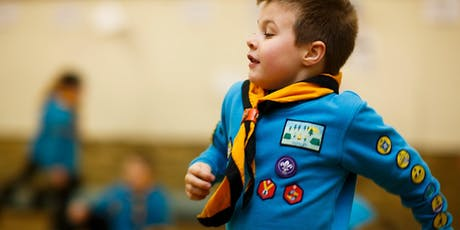 Shropshire Scouts; Adult Training; Module: 8 / 9 / 25 tickets