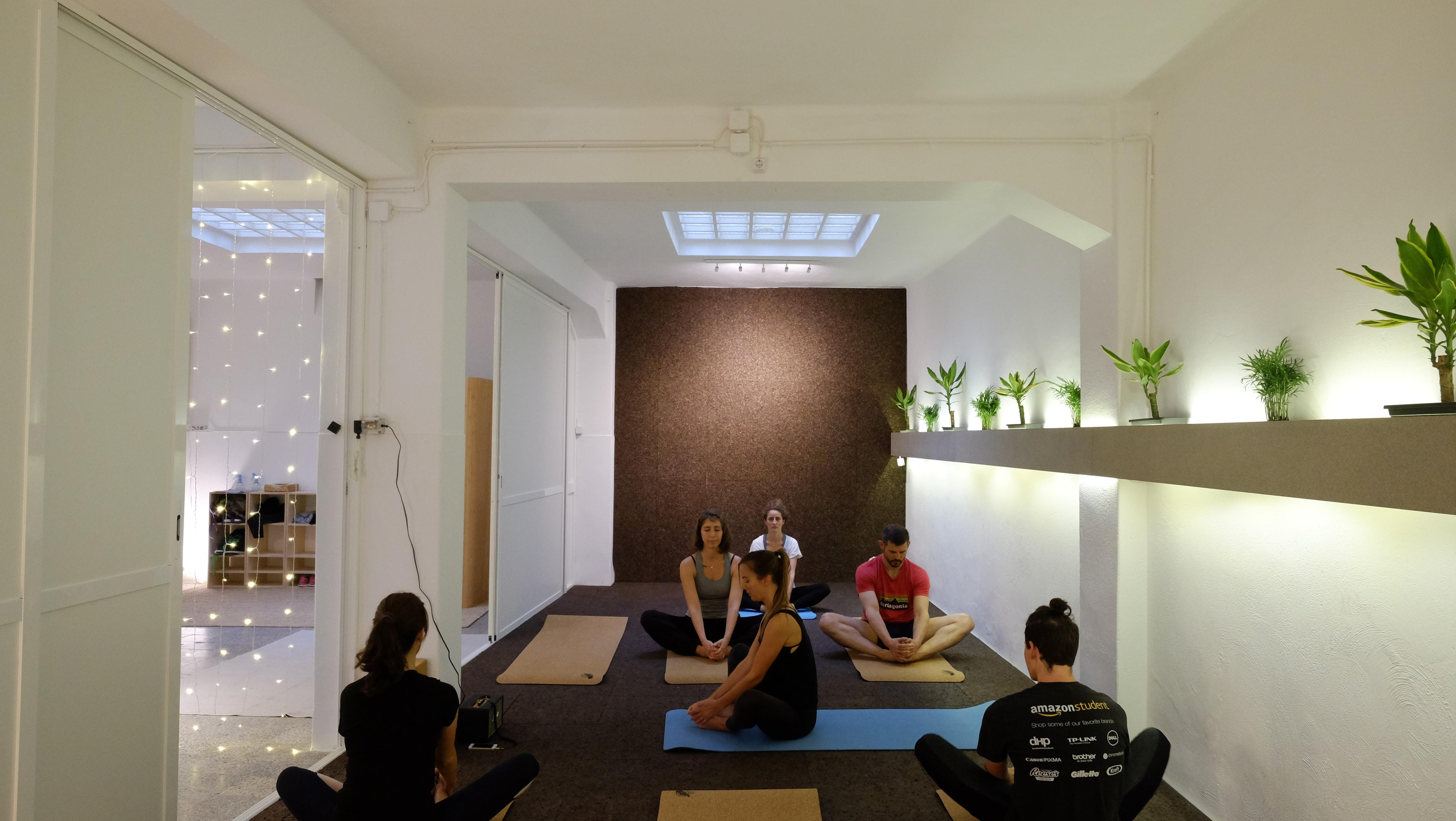 Yoga classes @ the Om Room | 2019