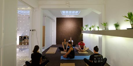 Yoga classes @ the Om Room |  2019 tickets