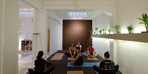 Yoga classes @ the Om Room |  2019