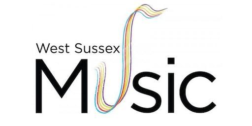Crawley Music Centre - Performance Practice Platform 1