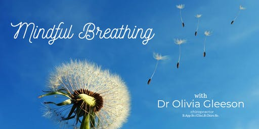 Mindful Breathing with Dr Olivia