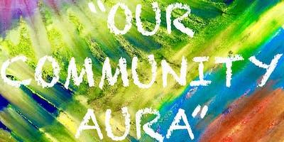 "Mental Health Week - \""Our Community Aura\"" - A Fun & Free Creative Workshop!"