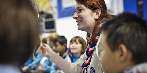Shropshire Scouts; Adult Training; Module: 12B / 14 / 15