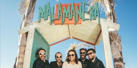 Malamanera en Madrid entradas