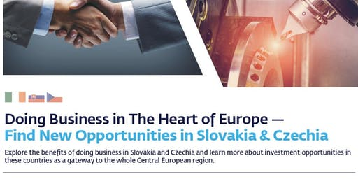 Doing Business in The Heart of Europe