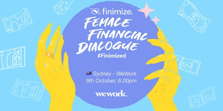 Female Finacial Dialogue #Finimized, Women in Leadership, Sydney tickets