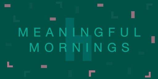 Meaningful Mornings: Hvordan ser fremtidens detailhandel ud?