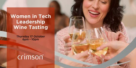 Women in Tech Leadership Wine Tasting tickets