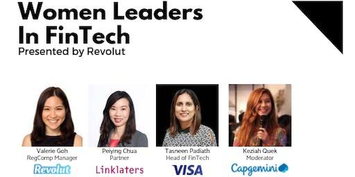 Revolut presents: Women Leaders in FinTech