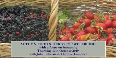 Autumn Food and Herbs for Wellbeing