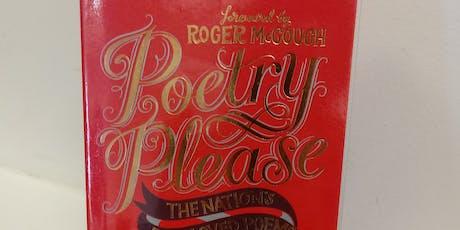 Poetry Karaoke Session (Fulwood) tickets