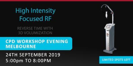 High Intensity Focused RF CPD Workshop Melbourne September 2019 tickets