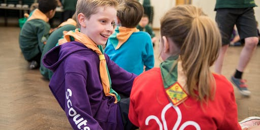 Shropshire Scouts; Adult Training; TA / NAA Continual Development Day