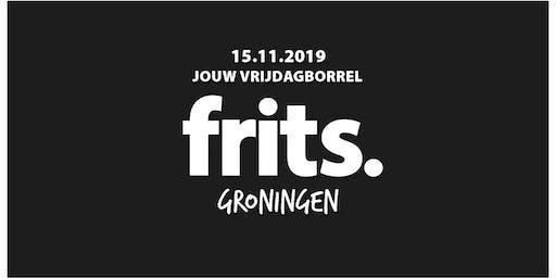 Frits vrijdagborrel Groningen