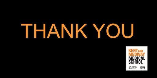Thank you reception