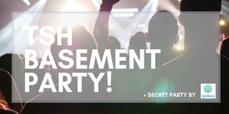 TSH Basement Party tickets