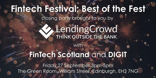Fintech Festival: Best of the Fest (closing party)