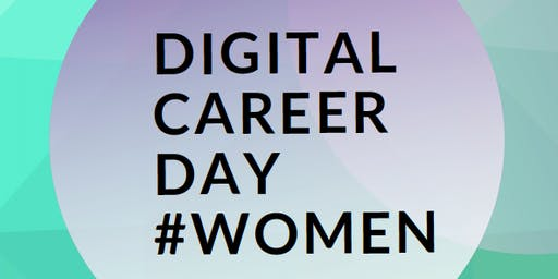 Digital Career Day #women