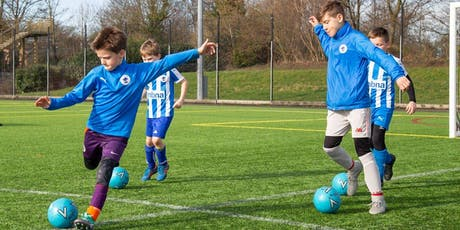 Chester FC Soccer School - October tickets