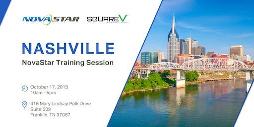 NovaStar Training Session - Nashville (Oct 17th)