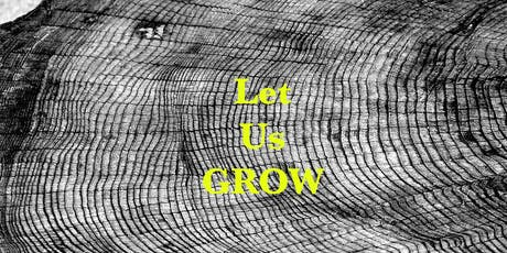 Let Us GROW tickets