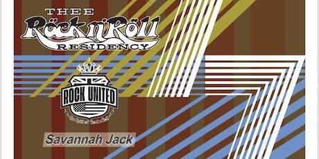 1977 feat. Thee Rock n' Roll Residency, Rock United, & Savannah Jack tickets